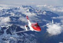 طائرة رجال الأعمال النفاثة هوندا جيت للمرة الأولى في الشرق الأوسط