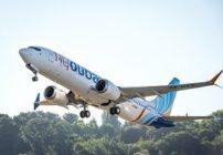 بوينج تسلّم شركة فلاي دبي أول طائرة من طراز 737 MAX 8