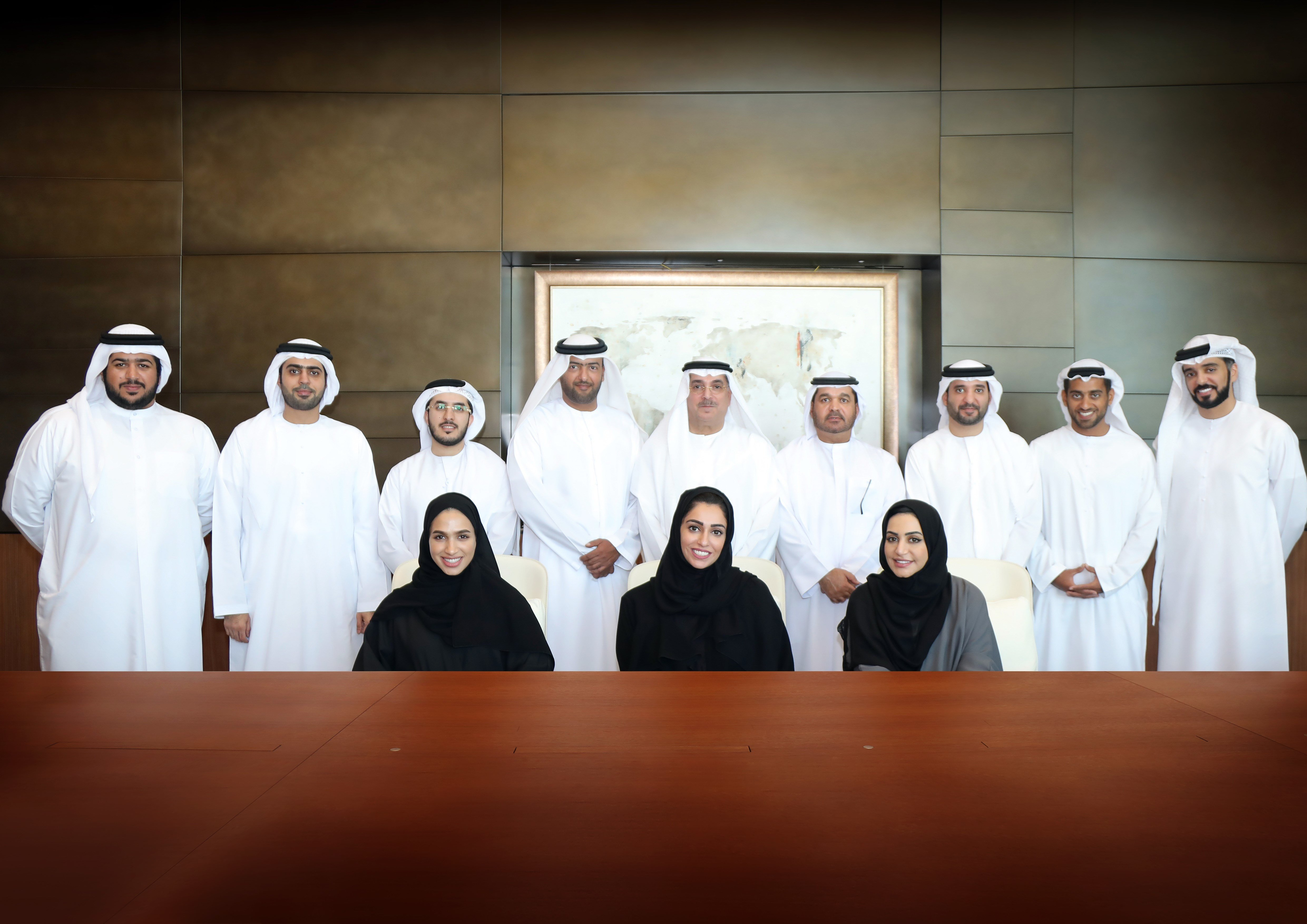 مجموعة سعيد ومحمد النابوده تحتفل بعامها الستين وشاباتها الى مواقع قيادية