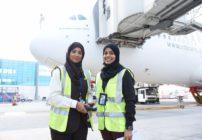النساء في طيران الامارات 150 جنسية بينهن أكثر من ألف اماراتية