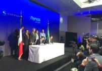 طيران ناس يوقع اتفاقية مع CFM الدولية لشراء محركات LEAP-1A