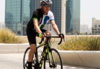 طبيب في كليفلاند يشارك في سباق دراجات دعماً لأبحاث السرطان