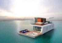 """دبي تمنح تسجيل المبنى العائم """"فلات"""" كسفينة وفيلا في آنٍ واحد"""