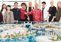 شركة عقارية في دبي تستعين بمعلّم فلسفة الفينج شوي لجذب المستثمرين الصينيين