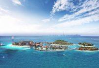 """شركة تطوير عقاري تزرع المرجان ضمن مشروع """"ذات هارت أوف يوروب"""" في دبي"""