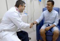 علاج ثوري ينقذ فتىً إماراتياً من الثلاسيميا