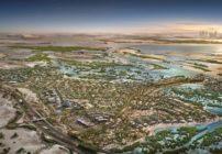 بدء الأعمال في البنية التحتيّة لمشروع جزيرة الجبيل  البالغة قيمته 5 مليارات درهم