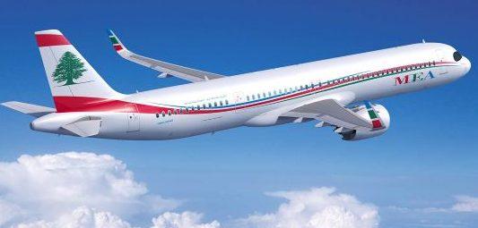 """طيران الشرق الأوسط """"الميدل إيست"""" تطلب 4 طائرات إيرباص A321XLR"""