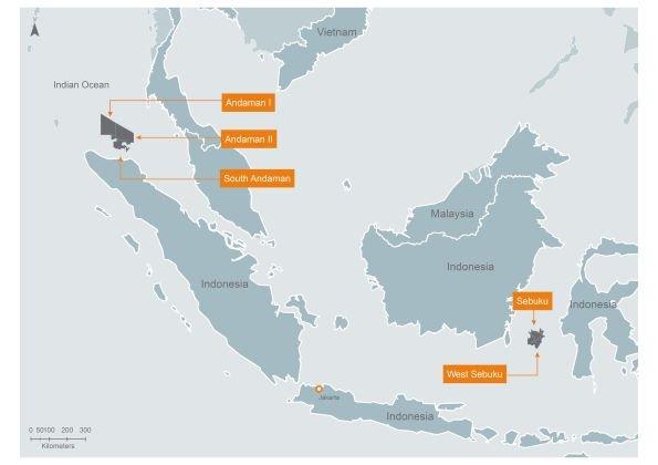"""""""مبادلة للبترول"""" تمنح عقد إسناد في حصة الإنتاج المشترك بنسبة 20% لحقلين في إندونيسيا"""