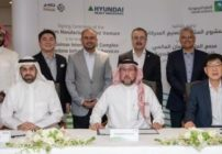 تحالف سعودي كوري لانشاء مصنع لمحطات الطاقة البحرية والكهربائية في رأس الخبر في السعودية