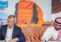 تعاون بين الهيئة الملكية لمحافظة العلا  ومجموعة أمان لتطوير 3 منتجعات فاخرة