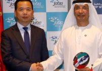 """شراكة بين موانئ دبي العالمية وشركة صينية لانشاء """"سوق التجار"""" بكلفة 150 مليون دولار"""