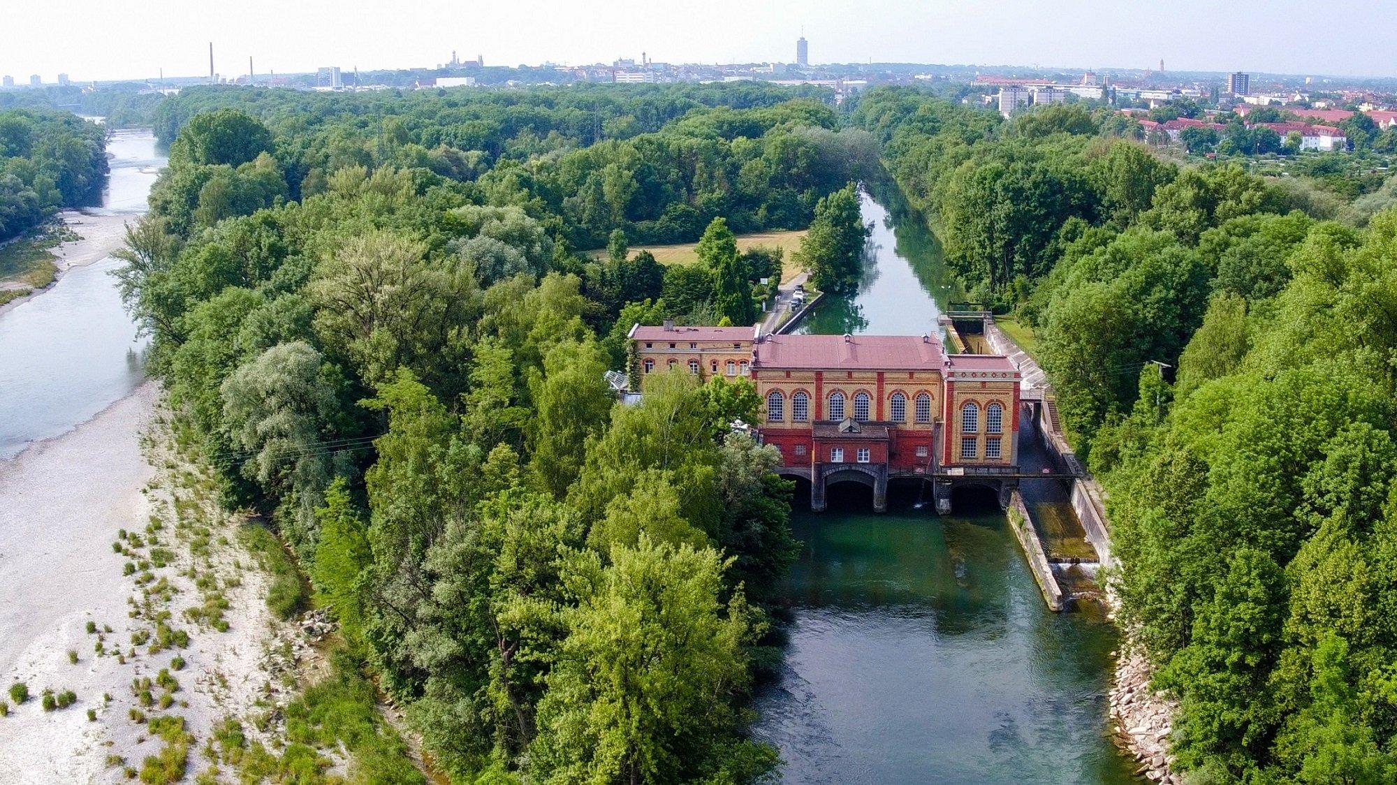 نظام إدارة المياه في أوغسبورغ الألمانية يدرج ضمن قائمة التراث العالمي