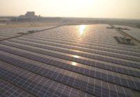 نستله تفتتح محطة للطاقة الشمسية في دبي
