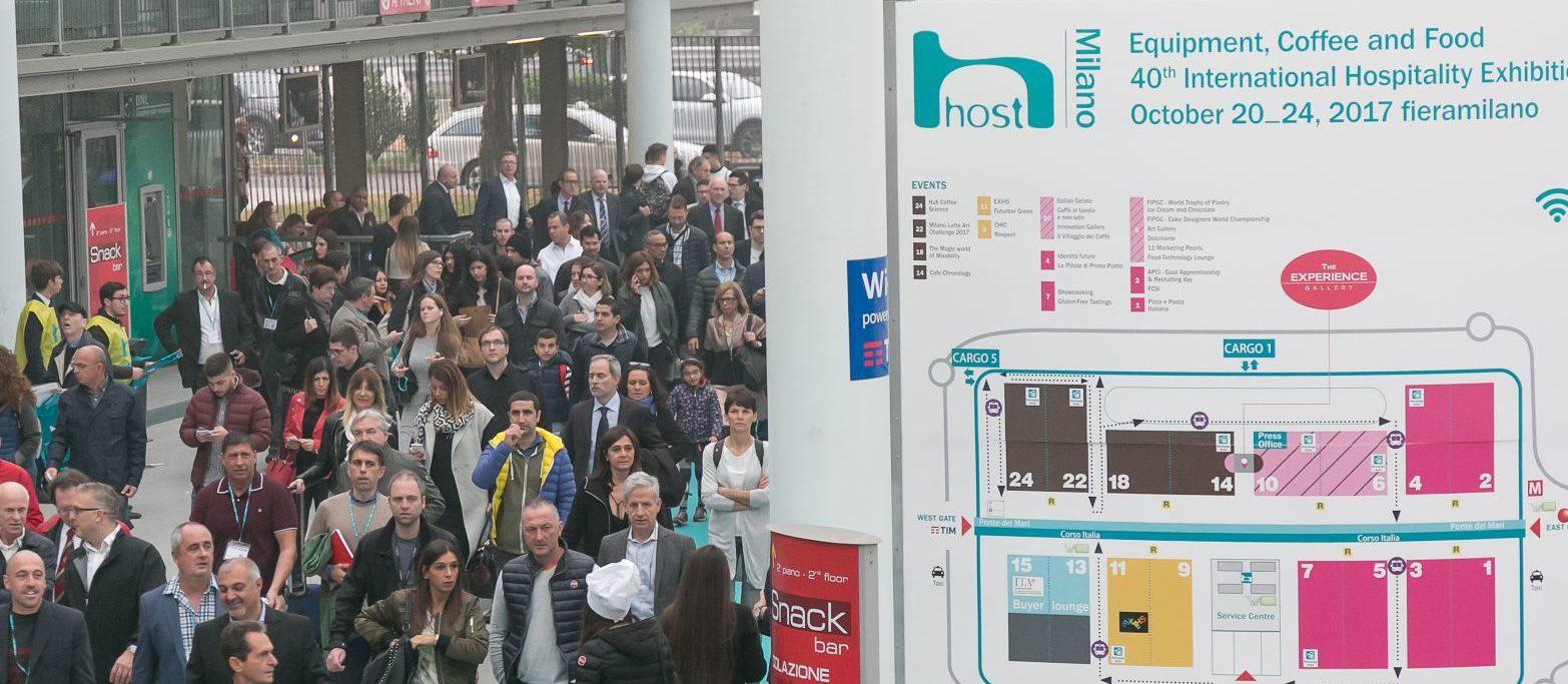 معرض Hostmilano يستضيف بنسخته الـ41 حوالي 2000 عارضاً